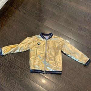 Chipie baby gold jacket